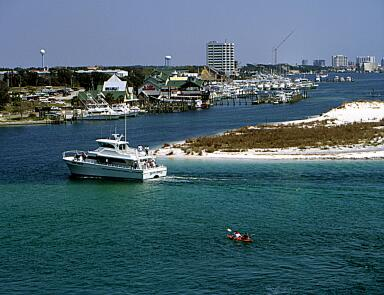 Destin florida hotels condo rentals activities and for Charter fishing destin